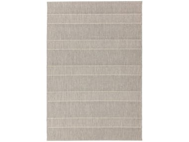 Machine made outdoor rug CONEY BEIGE