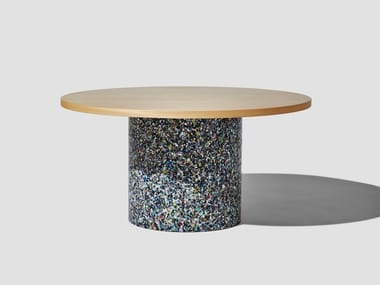 Round coffee table CONFETTI | Coffee table