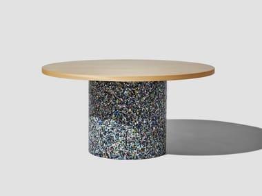 Tavolino rotondo CONFETTI | Tavolino