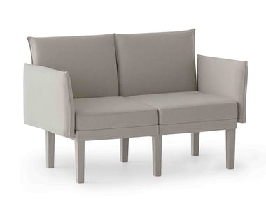 2 seater fabric sofa CONGA | 2 seater sofa