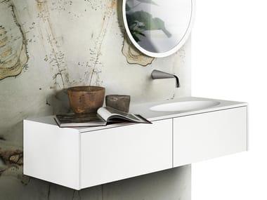 Mobile lavabo / lavabo CONO 04