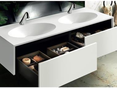 Mobile lavabo / lavabo CONO 05