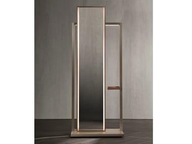 Mirror / coat rack CONTINUUM | Coat rack