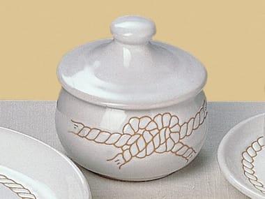 Biscottiera in ceramica I GRAFFITI | Biscottiera