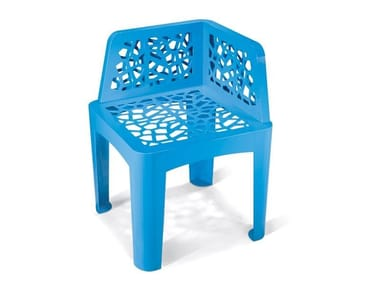 Outdoor chair CORAL CORNER