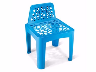Outdoor chair CORAL SINGLE