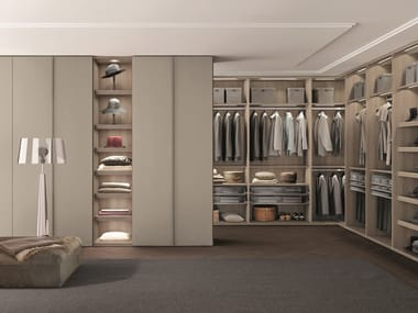 Elm wardrobe COMBI SYSTEM Z595