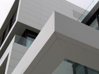 Corian® Panel for facade CORIAN® EXTERIORS