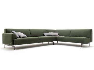 Corner fabric sofa ROLF BENZ 310 | Corner sofa