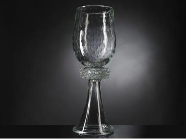 Murano glass vase CORRER ROSTRO | Blown glass vase