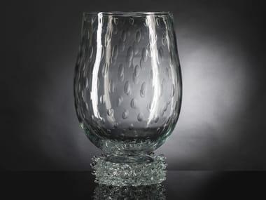 Murano glass vase CORRER ROSTRO | Vase