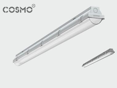 Polycarbonate ceiling lamp COSMO APEX