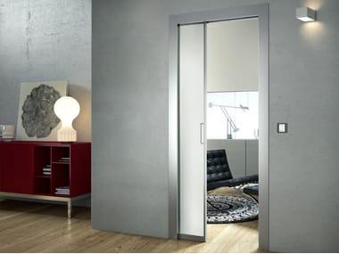 Controtelaio per porta scorrevole ad anta singola DOORTECH | Controtelaio per porta scorrevole
