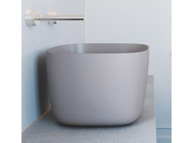 Lavabo da appoggio in Solid Surface REVOLUTION® | Lavabo da appoggio