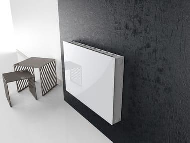 Hot-water wall-mounted die cast aluminium decorative radiator COVER