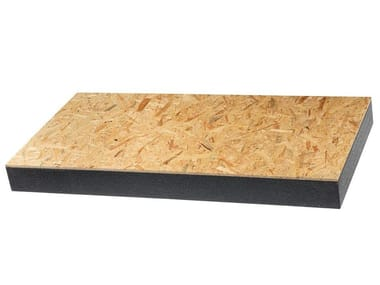 Thermal insulation panel COVER WOOD G
