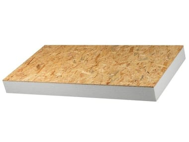 Thermal insulation panel COVER WOOD