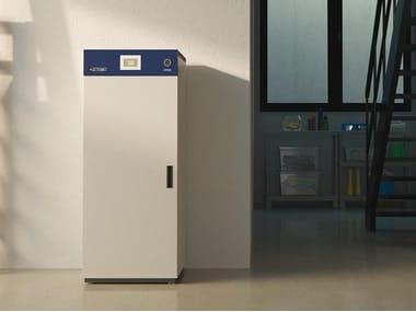 Pellet metal boiler CP 32 ACS