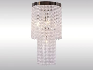 Classic style glass chandelier CR2