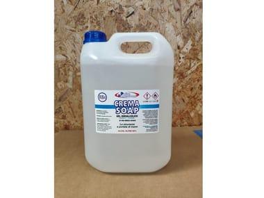 Gel lavamani / Igienizzante per superfici CREMA SOAP MULTIUSO 5L