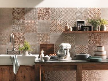 White-paste mosaic CRETA   Mosaic