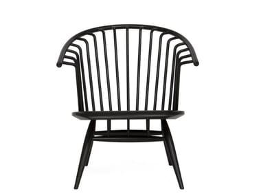 Birch armchair CRINOLETTE | Armchair