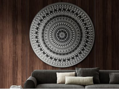 Glass mosaic CROCHET MR INK