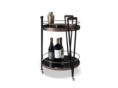 Brass drinks trolley CROSSROADS