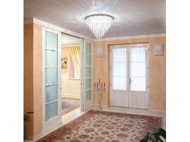 Classic style glass ceiling lamp CRYSTAL DREAM | Ceiling light