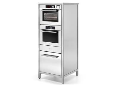 Colonna forno in acciaio CSTAR | Colonna forno