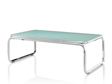 LAYLA Glass coffee table Layla Collection By Boss Design
