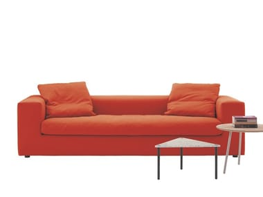 Sofa bed with removable cover CUBA 25 SOFA-BED