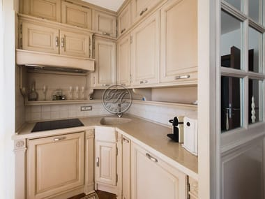 Lacquered custom solid wood kitchen Kitchens 10