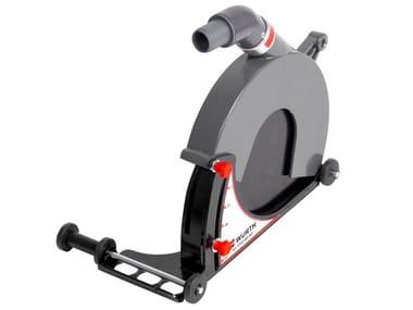 Angle grinder accessory Cuffia di aspirazione per smerigliatrici