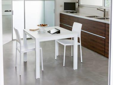 PLURIMO   Tavolo in Cimento® By Pacini & Cappellini design Hanno ...