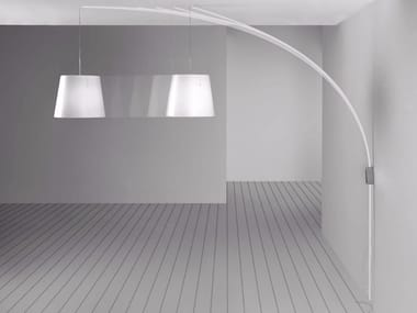 Lampada a sospensione / lampada da parete in polipropilene CURSORE