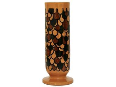 Ceramic vase CURVE II