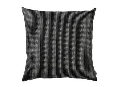 Square cotton cushion RIVI | Cushion