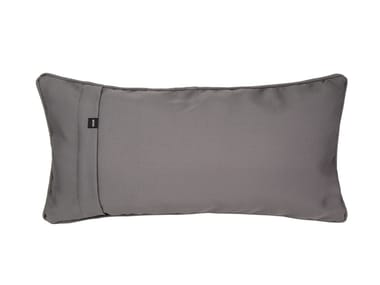 Solid-color outdoor polyester cushion FREE PILLOW