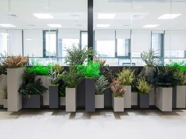 Stabilized plants CUSTOM PLANTERS