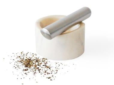Acessório de cozinha de mármore CUT | Mortar