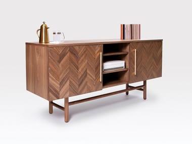 Wooden sideboard CYRIL 1600   Sideboard