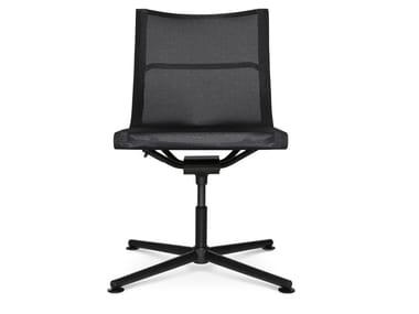 Sedia ufficio girevole a 4 razze D1 OFFICE | Sedia ufficio