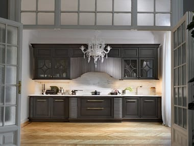 Classic style fitted kitchen DAMA 01