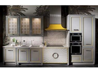 Classic style kitchen DAMA DI QUADRI | Kitchen
