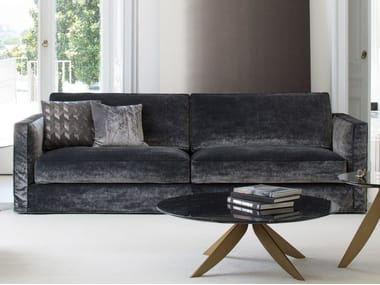 Samt sofa  LILY | 4 seater sofa Lily Collection By SITS design Ian Archer