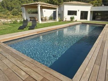 Revestimiento de piscinas antideslizante 2000 DARK GREY