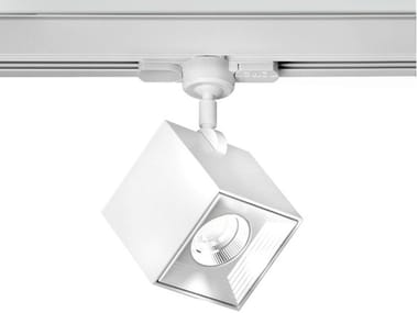 Illuminazione a binario a LED in alluminio estruso DAU SPOT LED 6890