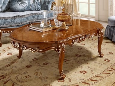 Oval coffee table DAVID | Oval coffee table
