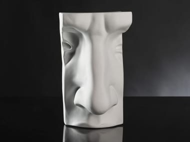 Scultura in ceramica NASO DAVID GRANDE
